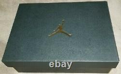 Nike Air Jordan 1 MID Johnny Kilroy Baskets Homme Noir/rouge/argent Taille 7.5