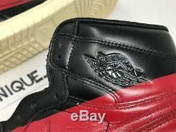 Nike Air Jordan 1 Retro Haute Couture Og Defiant Nous 10 Uk 9 44 2019 Noir Rouge