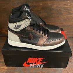 Nike Air Jordan 1 Rétro High Og Patina 555088-033 Sz 11.5
