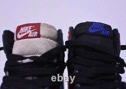Nike Air Jordan 1 Rétro Top 3 High Og Sz 5.5y / 7 Femmes Varsity Red 575441 026