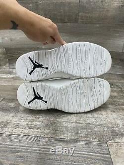 Nike Air Jordan 10 Retro X Je Suis De Retour Sommet Blanc Noir Rouge 310805-104 Taille 13