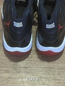 Nike Air Jordan 11 Bred 2012 (378037-010) Taille 14 Pas De Boîte