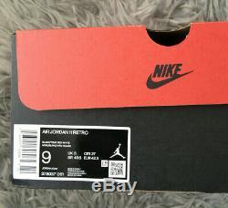 Nike Air Jordan 11 Retro XI Og Bred Noir Red Patent 2019 Uk 8 Us 9 Ue 42,5