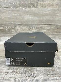 Nike Air Jordan 12 Retro Low XII Playoffs Noir Rouge Blanc Gris 308317-004 Taille 9