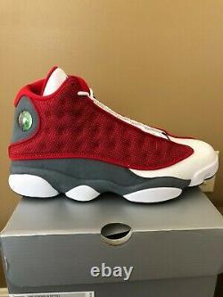 Nike Air Jordan 13 Retro 2021 Gym Rouge Flint Taille 5.5y-13 (dj5982-600) Navires Expres
