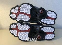 Nike Air Jordan 13 Retro Gym Rouge Flint Gris Taille 4-14 Dj5982-600 En Main