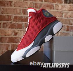 Nike Air Jordan 13 Retro Red Flint Grey Dj5982-600