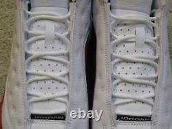 Nike Air Jordan 13 XIII Retro Shoes 2010 Cherry Red White Black Flint 1 9 Hommes 10