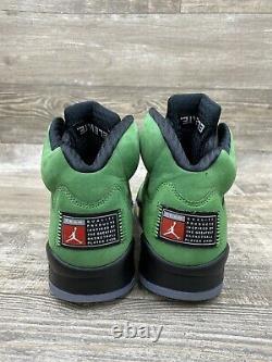Nike Air Jordan 5 V Retro Se Oregon Vert Jaune Noir Rouge 2020 Ck6631-307 Og