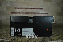 Nike Air Jordan 9 IX Retro Motorboat Jones Noir Rouge Blanc 302370-645 Taille 14