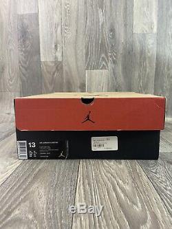 Nike Air Jordan Retro 12 XII Grippe Jeu 2016 Rouge Noir Bred Og Sz 13 130690-002