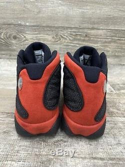 Nike Air Jordan Retro 13 Og Bred Noir Rouge Blanc 2017 3m XIII Sz 10,5 414571-004