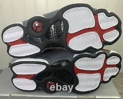 Nike Air Jordan Retro Gym Red Flint 13 Taille 12 Dj5982-600 Worn Once