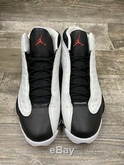 Nike Air Jordan Retro XIII 13 Hgg He Got Jeu Blanc Noir Rouge Éliminatoire 309259-104