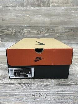 Nike Air Jordan XI Retro 11 Bred 2020 Taille Playoffs Noir Rouge Blanc 9 378037-061