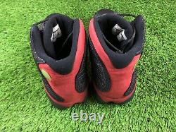 Nike Air Jordan XIII 13 Retro Bred Noir Rouge 414571-010 Taille 9.5 Nds Homme