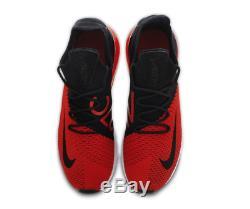 Nike Air Max 270 Chill Rouge-noir-challenge Rouge Stock Limité Pour Hommes Toutes Les Tailles
