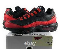 Nike Air Max 95 By You Id'black Red' Chaussures Homme Taille 9 Dh1567-991