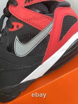 Nike Air Trainer Max'91 309748 008 Black Red Bo Jackson Sz 11,5