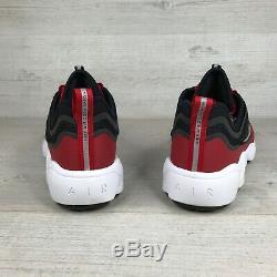 Nike Air Zoom Spiridon Noir Et Rouge, 876267-005, Sz Uk 10, Eur 45, Us 11