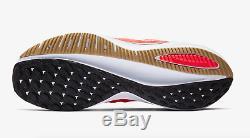 Nike Air Zoom Vomero 14 Rouge Orbit / Noir / Parachut Stock Limité - Toutes Les Tailles
