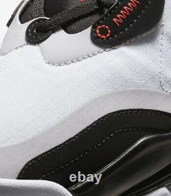 Nike Homme Jordan Aerospace 720 Blanc Noir Rouge Bv5502-100 Nouvelle Marque