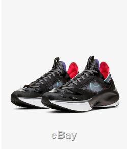 Nike N110 D / Ms / X Noir / Rouge Orbit / Rush V Formateurs Pour Hommes Stock Limité Toutes Les Tailles
