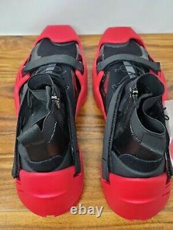 Nike Nikelab Gratuit Tr3 Mmw Matthew Williams Noir Rouge Aq9200-001 Les Hommes De 13