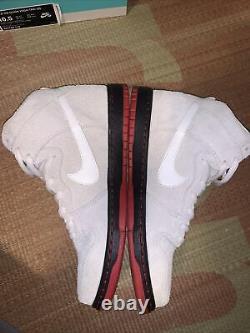Nike Sb Dunk High Wolf En Moutons Vêtements Black Sheep Taille 10.5 881758-110