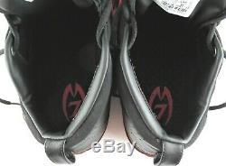 Nike Zoom Air Michael Vick, Noir / Rouge, Us 12, Neuf Vente Stock Rare, Bas