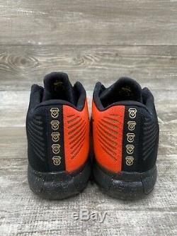 Nike Zoom Kobe Elite 10 X Bas De Noël De Noël 14 Rouge Noir Or Vert 802560-076