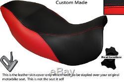Noir Et Rouge Personnalisé Convient Bmw Adventure R 1150 Gs Double Standard & Couverture Basse Siège