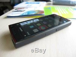 Nokia X Series X6-00 32gb Smartphone Noir / Rouge (déverrouillé) Nouveau Ancien Stock
