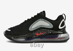 Nouveau Nike Air Max 720 Undercover Cn2408 001 Noir Rouge 90 1 180 Uk 12 Us 13