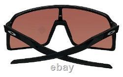 Oakley Sutro Lunettes De Soleil Mat Noir Cadre Trail Torch Verre Prizm Oo9406