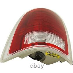 Paire Led Tail Light Pour 2013-2016 Ram 1500 & 2500 & 3500 Lh Rh Capa Premium Type