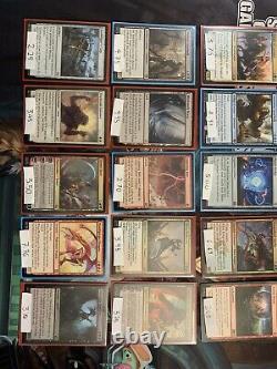 Plus De 2000 Cartes. Magic The Gathering Modern/ Standard Collection 300+ Mythics+rares