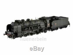 Ree-modèles Mb037 Sncf Vapeur 231d 71 Ex Plm Ep3 Vert / Noir / Rouge + New Boxed