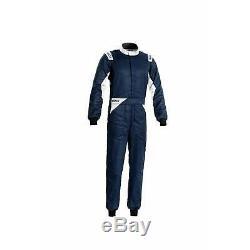 Sparco 00109262nrrs Sprint 5 Costume Sfi, Standard, Noir / Rouge, 62
