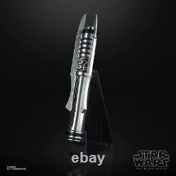 Star Warsla Série Noire Dark Revan Force Fx Elite Sabre Laser En Stock Maintenant