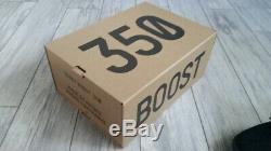Stock Limité! Adidas Yeezy Boost 350 V2 Noir / Rouge Style Cp9652 Sz. 9 Us