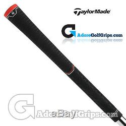 Taylormade Double Feel Grips Universal Par Lamkin Noir / Rouge X 9
