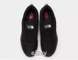 The North Face Baskets Pour Hommes Sehn Low Noir-rouge Toutes Les Tailles Stocks Limités Kdi