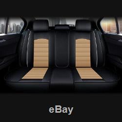 Universal Standard New Seat Seat Couvre 5 Sièges Suv Coussin Avant + Arrière Tout Temps