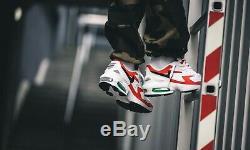Vente Nike Air Max 2 Lumiere Blanc, Noir, Vert Rouge & Formateur Stock Limite