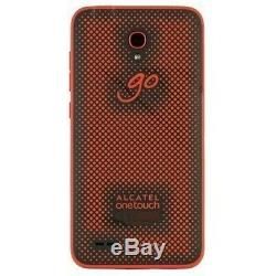 Véritable Origine Alcatel Go Play 8 Go 4g Lte Noir Avec Rouge