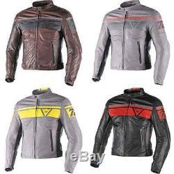 Veste Dainese Blackjack Moto Moto Standard En Cuir Toutes Les Couleurs Et Toutes Les Tailles