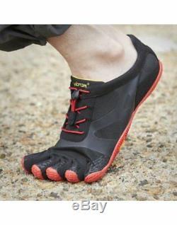 Vibram Kso Evo Barefoot Feel Hommes Chaussures De Course À Pied Cinq Fingers